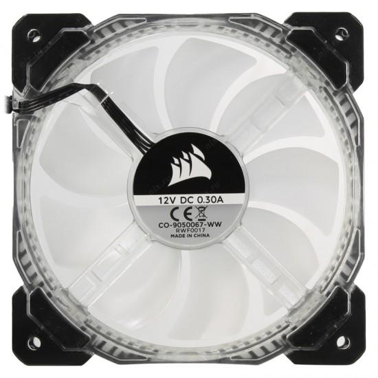 Вентилятор Corsair HD120 RGB LED High Performance с контроллером [CO-9050066-WW]