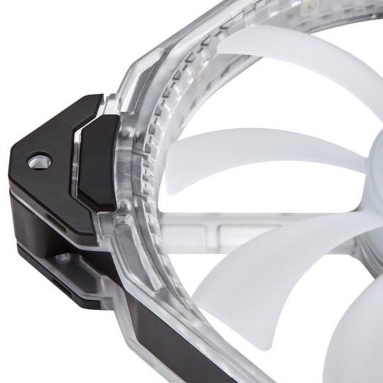 Комплект 2-x вентиляторов Corsair HD140 RGB LED [CO-9050069-WW]