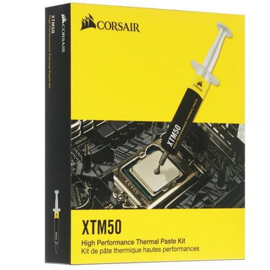 Термопаста Corsair XTM50 в шприце емкостью 5 г.