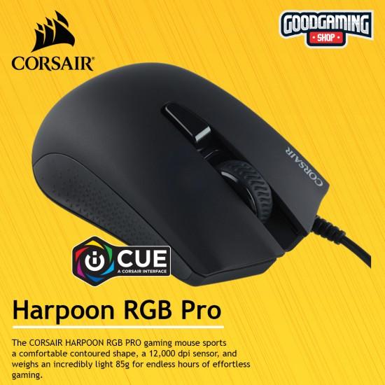 Игровая мышь Corsair HARPOON RGB PRO